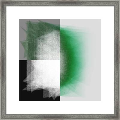 5040.23.7 Framed Print by Gareth Lewis