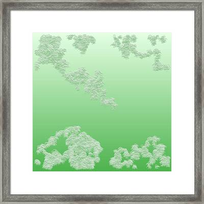 5040.3.26 Framed Print by Gareth Lewis