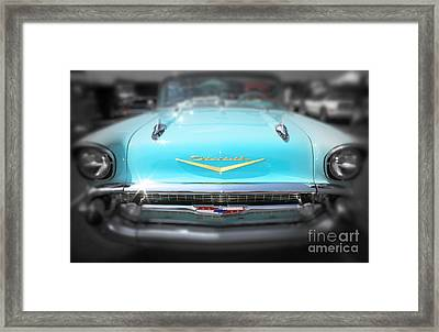 50's Dream Framed Print by Paul Cammarata