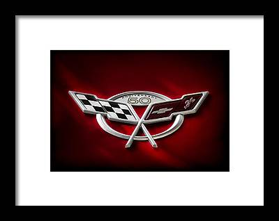 Classic Chevy Framed Prints