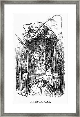 Dor� London 1872 Framed Print