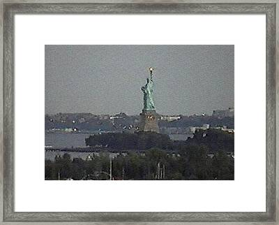 #49 Sands Of Time Framed Print