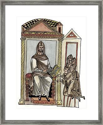 St Valentines Day Massacre Framed Print by Granger