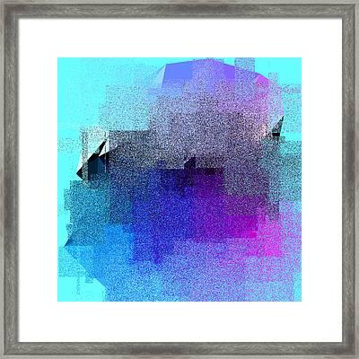 5120.5.25 Framed Print by Gareth Lewis