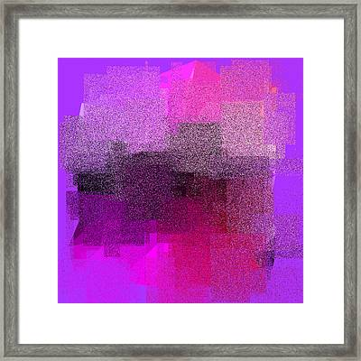 5120.5.3 Framed Print by Gareth Lewis