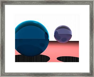 5120x3840.1.54 Framed Print by Gareth Lewis