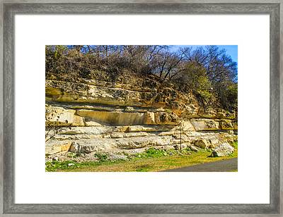 Places Framed Print by Tinjoe Mbugus