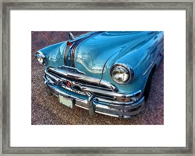 53 Pontiac Catalina Framed Print