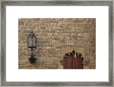 Untitled Framed Print by Kathy Schumann