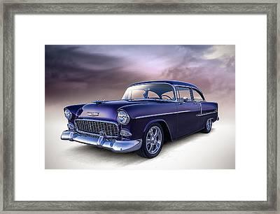 '55 Deep Framed Print