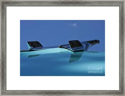 55-tbird Framed Print