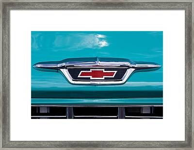 56 Bow Tie Framed Print by Don Durante Jr