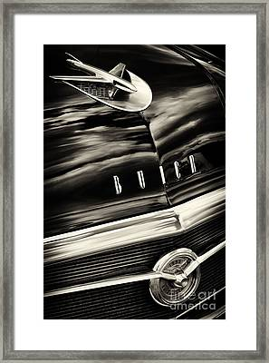 56 Buick Century Riviera  Framed Print by Tim Gainey