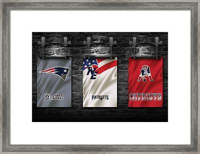 New England Patriots Framed Print