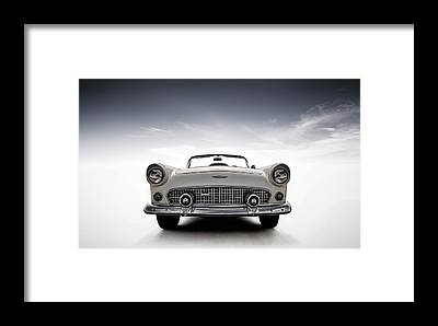 1956 Ford Framed Prints