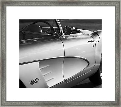 56 Vet Framed Print by Debby Richards