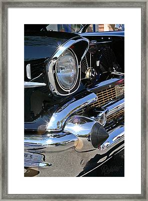 '57 Chevy Framed Print