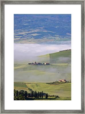Europe, Italy, Tuscany Framed Print