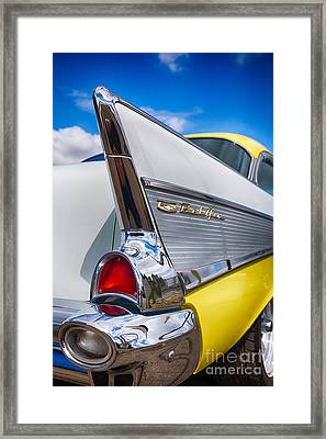 57 Hdr Framed Print by Tim Gainey