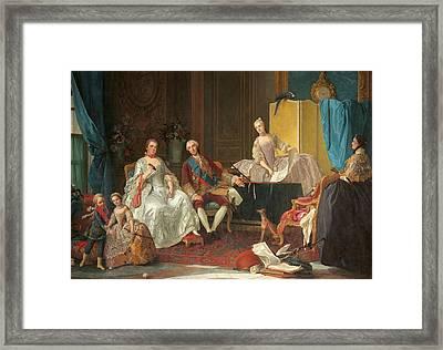 Italy, Emilia Romagna, Parma, National Framed Print
