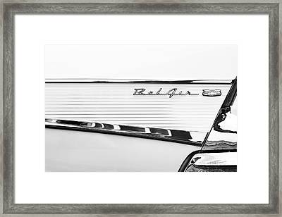 57  Framed Print by Tim Gainey
