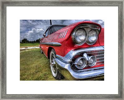 58 Impala Framed Print