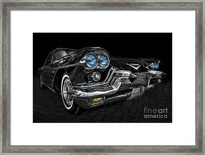 57 Eldorado Brougham2 Framed Print