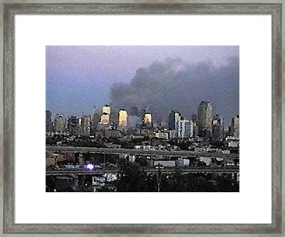 #57 Sands Of Time Framed Print