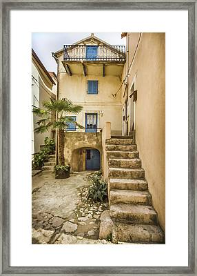 6 Framed Print by Akos Kozari
