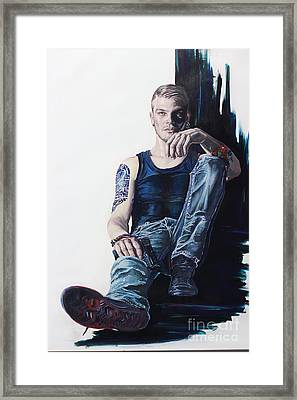 Alienated Youth Framed Print