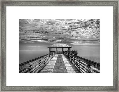 Apalachicola Florida Framed Print