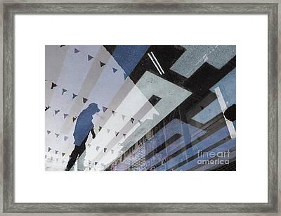 April Rain Framed Print by Setsiri Silapasuwanchai