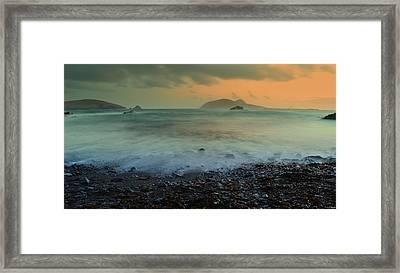Blasket Islands Framed Print by Barbara Walsh