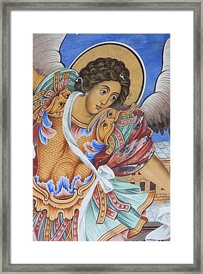 Bulgaria, Southern Mountains, Rila Framed Print by Walter Bibikow