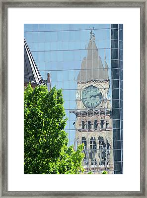 Canada, Ontario, Toronto Framed Print by Cindy Miller Hopkins