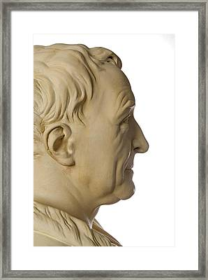 Carl Linnaeus Framed Print by Natural History Museum, London/science Photo Library