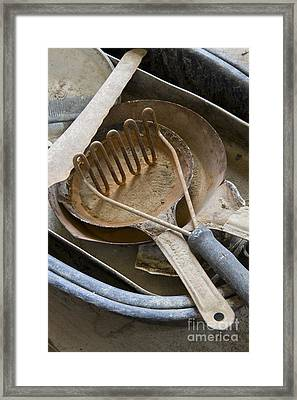 Ghost Town Bodie, California Framed Print by John Shaw