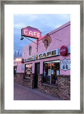 Holbrook, Arizona, United States Framed Print