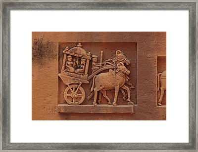 India, Rajasthan, Jaisalmer Framed Print