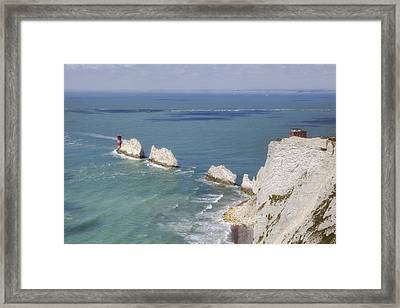 Isle Of Wight Framed Print