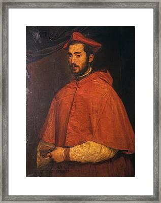 Italy, Campania, Naples, Capodimonte Framed Print by Everett