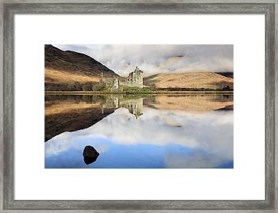 Kilchurn Castle Framed Print by Grant Glendinning