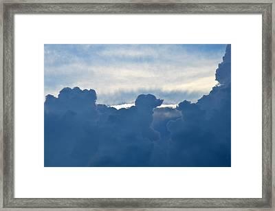 La Creation Framed Print