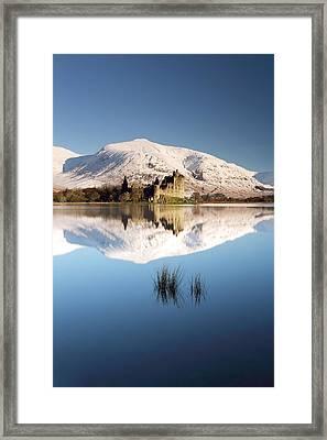 Loch Awe Framed Print by Grant Glendinning