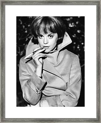 Natalie Wood, 1960s Framed Print by Everett