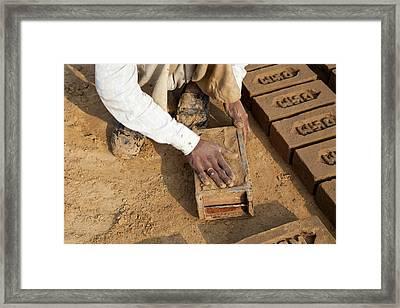 Rajasthan, India Framed Print