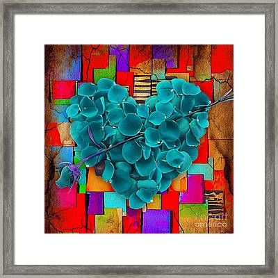 Roses Collection Framed Print by Marvin Blaine
