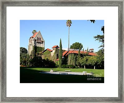 San Jose  Framed Print