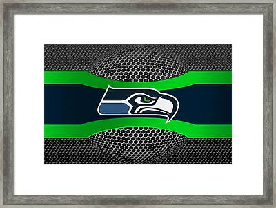 Seattle Seahawks Framed Print