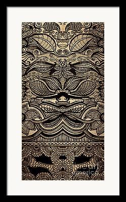 Sharpie Markers Framed Prints